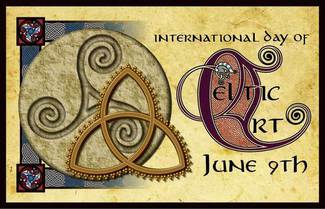 International Celtic Art Day - June 9th