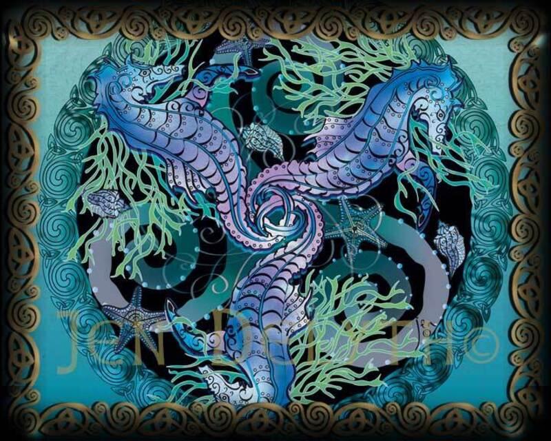 EIOCHA - Celtic Sea Horses
