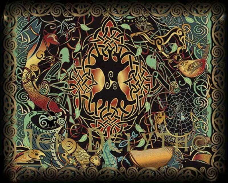 SHANACHIE - Celtic Story Tellers