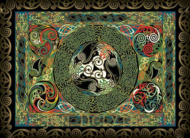 MORRIGAN - Ravens Panel