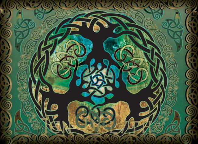 YGGDRASIL - WORLD TREE