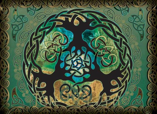 YGGDRASIL - WORLD TREE